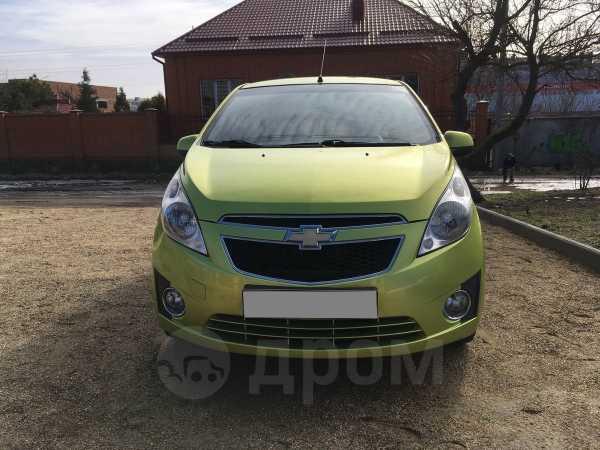 Chevrolet Spark, 2011 год, 330 000 руб.