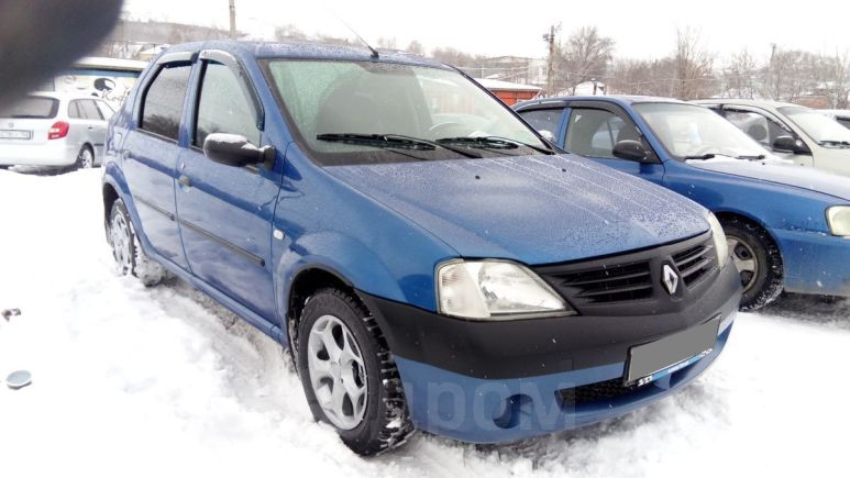 Renault Logan, 2005 год, 193 000 руб.