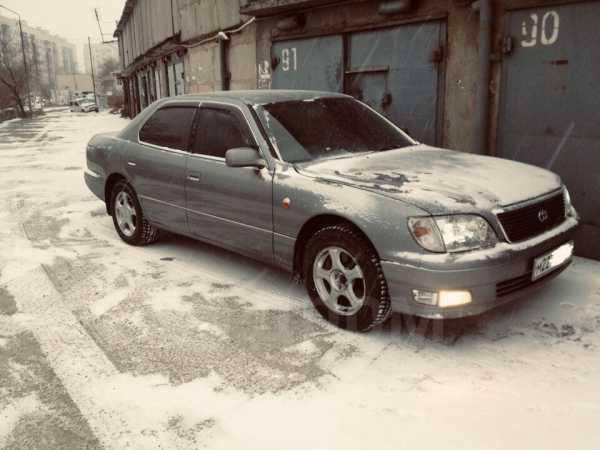 Lexus LS400, 1999 год, 520 000 руб.