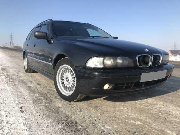 BMW 5-Series, 2001 год, 273 000 руб.