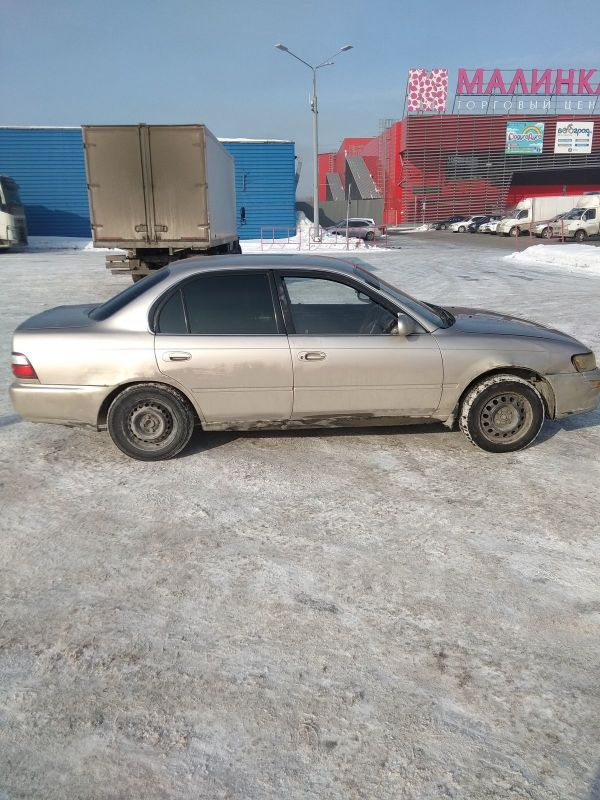 Toyota Corolla, 1994 год, 95 000 руб.