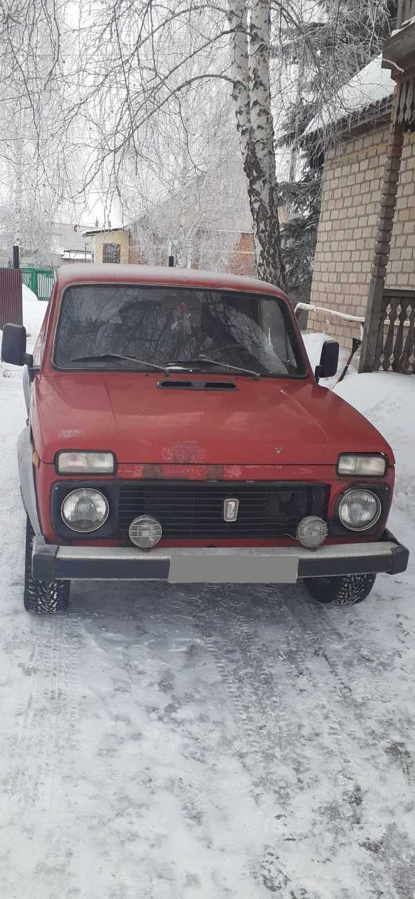 Лада 4x4 2121 Нива, 1980 год, 45 000 руб.