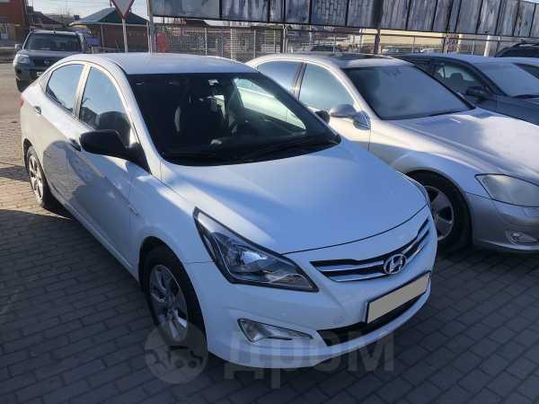 Hyundai Solaris, 2014 год, 475 000 руб.