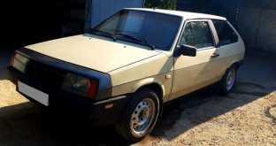 Полтавская 2108 1987
