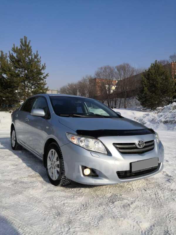 Toyota Corolla, 2009 год, 650 000 руб.