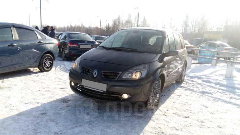 Renault Grand Scenic, 2008 год, 250 000 руб.