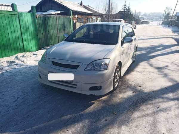 Toyota Allex, 2003 год, 320 000 руб.