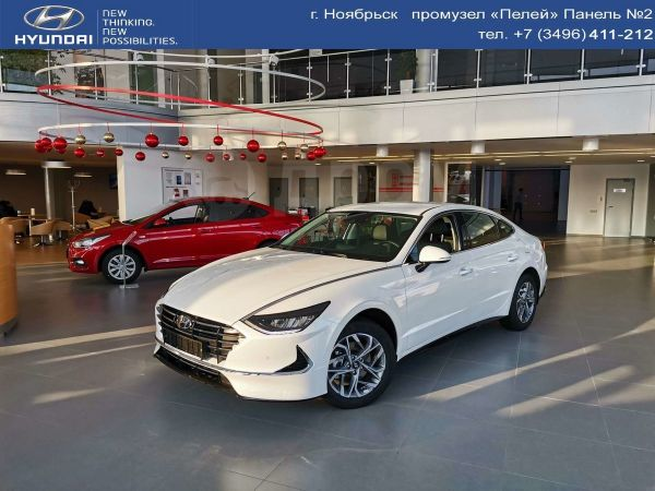 Hyundai Sonata, 2020 год, 1 944 000 руб.