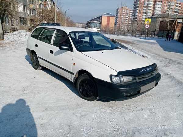 Toyota Caldina, 2002 год, 189 000 руб.