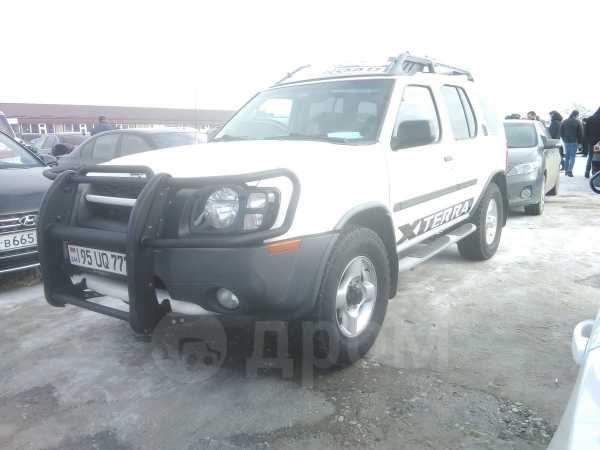 Nissan Xterra, 2003 год, 500 000 руб.