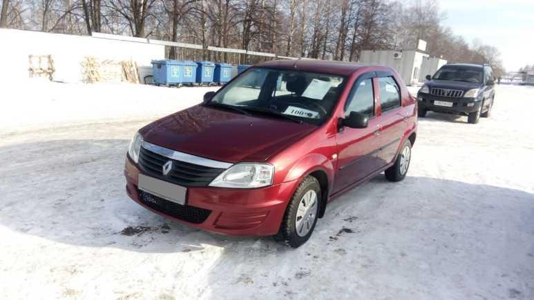 Renault Logan, 2011 год, 283 000 руб.