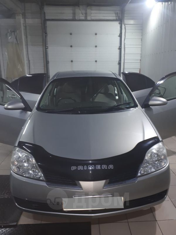 Nissan Primera, 2003 год, 289 000 руб.