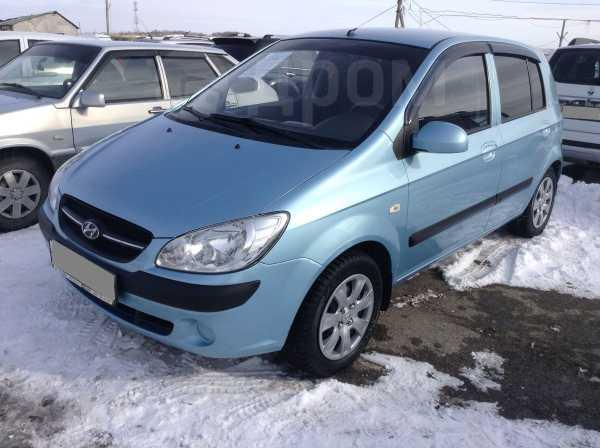 Hyundai Getz, 2009 год, 365 000 руб.
