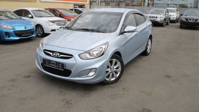 Hyundai Solaris, 2011 год, 499 999 руб.