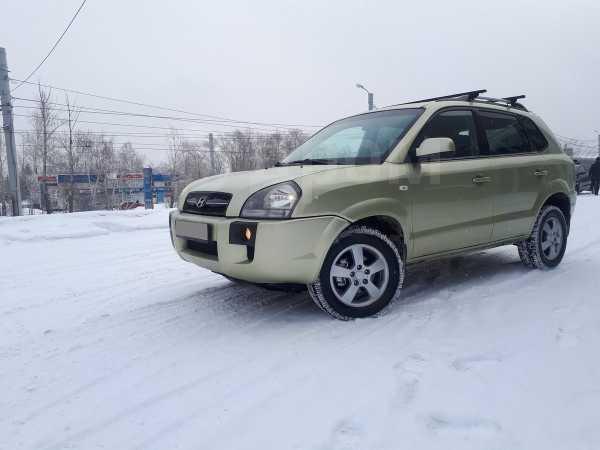 Hyundai Tucson, 2005 год, 388 000 руб.