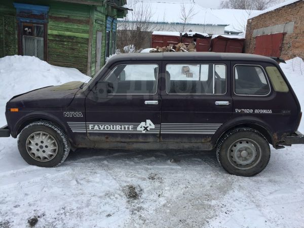 Лада 4x4 2131 Нива, 2004 год, 65 000 руб.