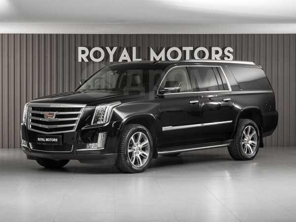 Cadillac Escalade, 2016 год, 10 300 000 руб.