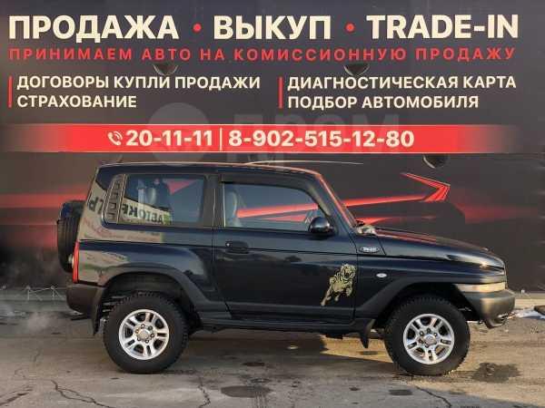 ТагАЗ Тагер, 2008 год, 408 000 руб.