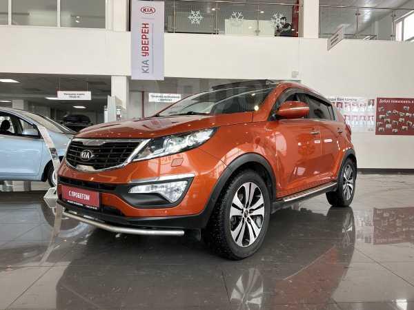 Kia Sportage, 2013 год, 970 000 руб.