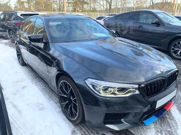 BMW M5, 2019 год, 8 080 000 руб.