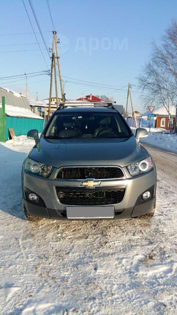 Chevrolet Captiva, 2013 год, 885 000 руб.