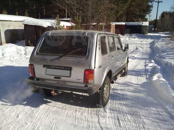 Лада 4x4 2131 Нива, 2009 год, 240 000 руб.