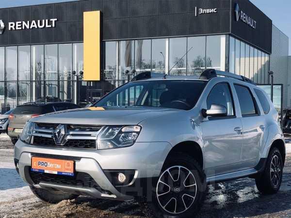 Renault Duster, 2017 год, 848 000 руб.