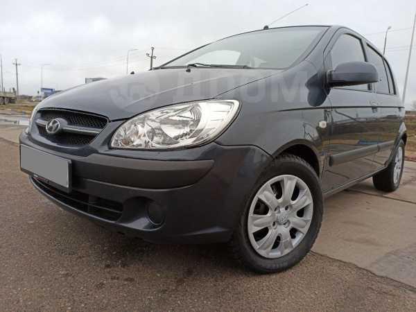 Hyundai Getz, 2007 год, 258 000 руб.