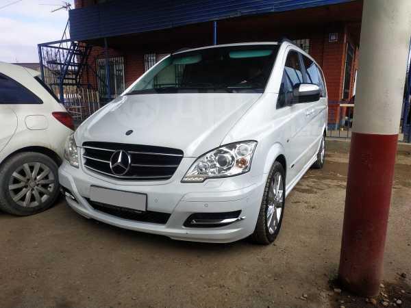 Mercedes-Benz Viano, 2013 год, 1 870 000 руб.