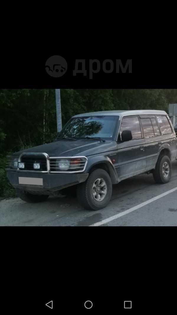 Mitsubishi Pajero, 1995 год, 200 000 руб.