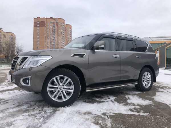 Nissan Patrol, 2014 год, 1 750 000 руб.