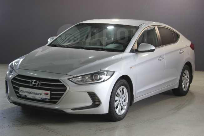 Hyundai Elantra, 2016 год, 699 000 руб.