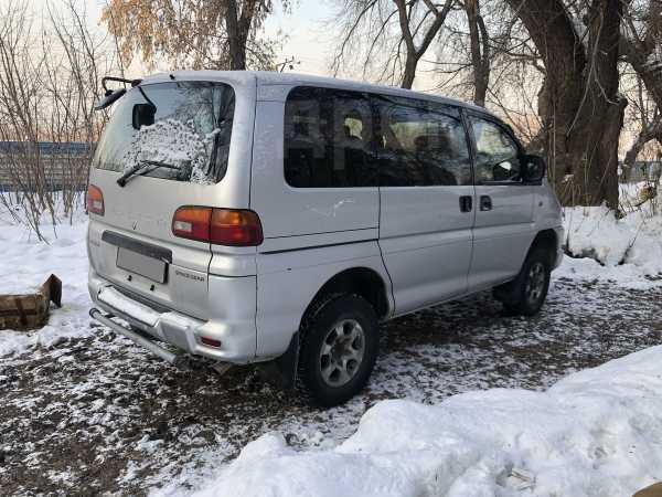 Mitsubishi Delica, 2001 год, 660 000 руб.