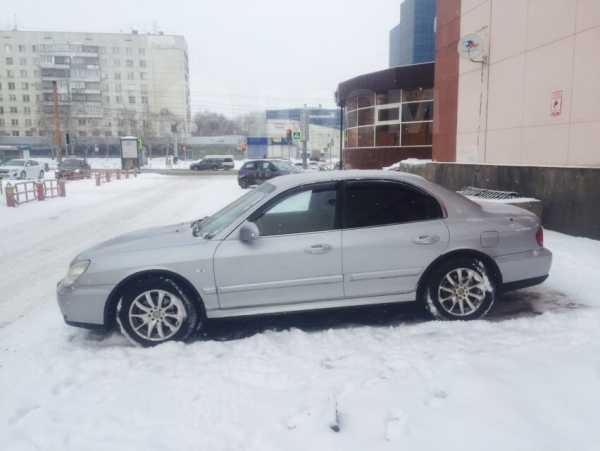 Hyundai Sonata, 2005 год, 214 000 руб.