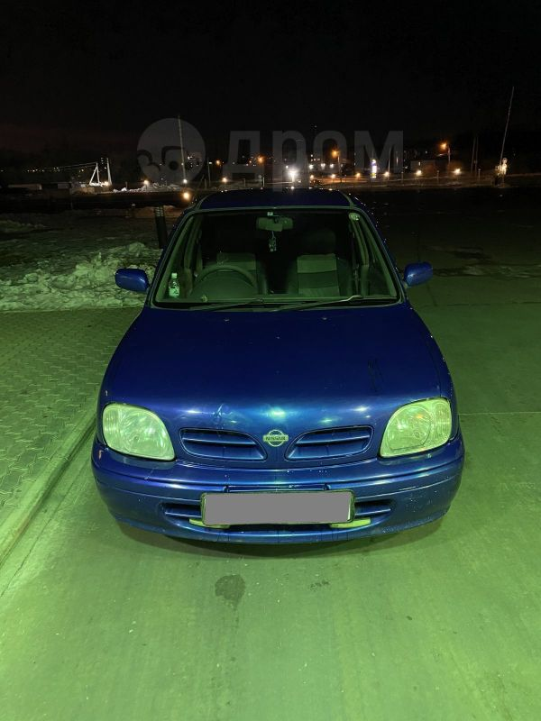 Nissan March, 2001 год, 104 999 руб.