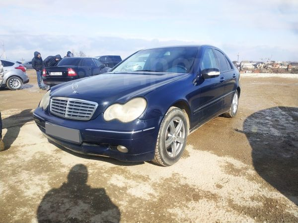Mercedes-Benz C-Class, 2002 год, 340 000 руб.