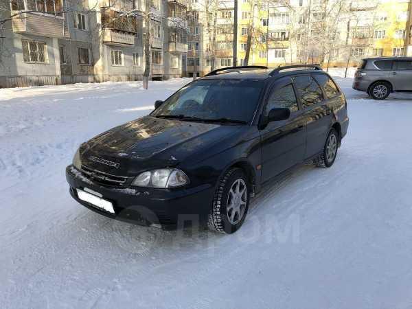 Toyota Caldina, 2001 год, 338 000 руб.