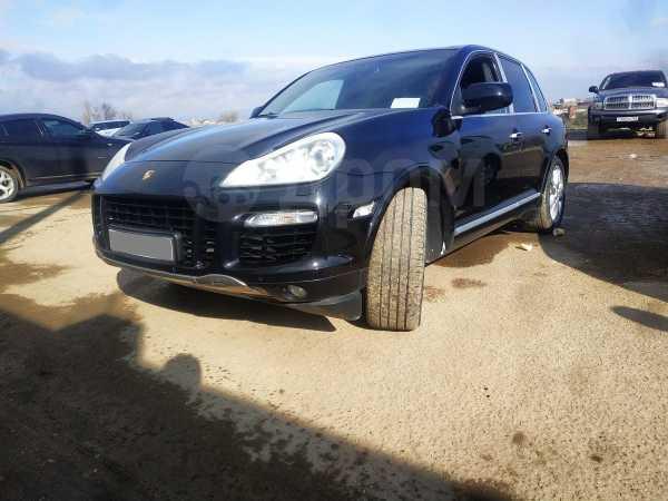 Porsche Cayenne, 2008 год, 950 000 руб.