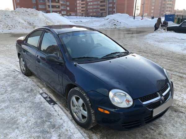 Dodge Neon, 2002 год, 130 000 руб.