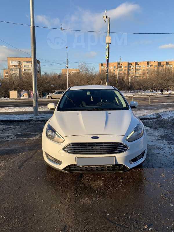 Ford Focus, 2018 год, 865 000 руб.
