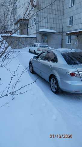 Качканар Mazda6 2003
