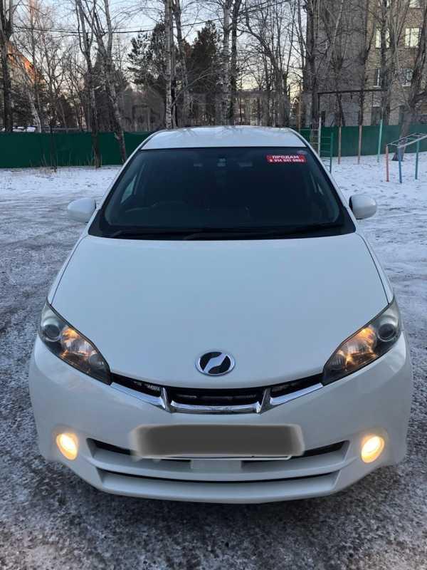 Toyota Wish, 2009 год, 699 995 руб.
