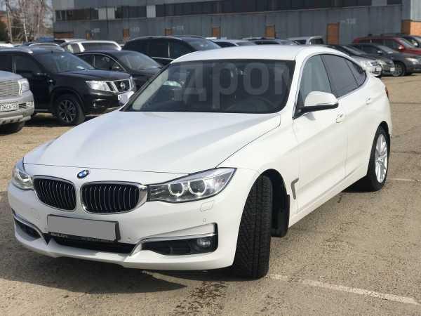 BMW 3-Series Gran Turismo, 2014 год, 1 350 000 руб.