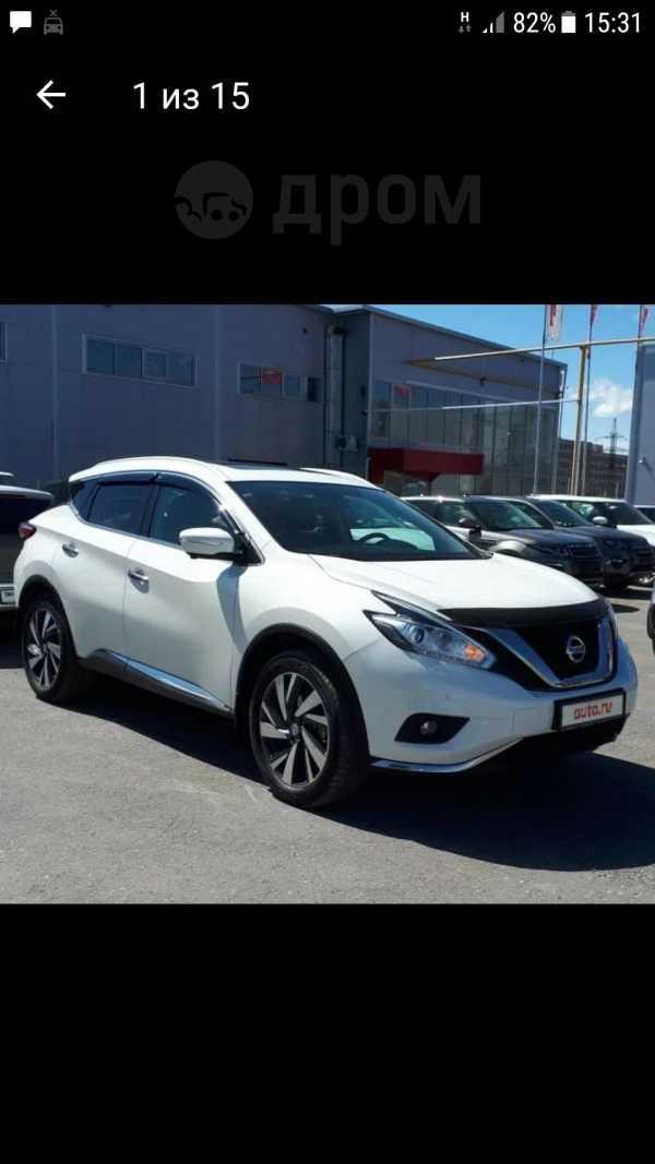 Nissan Murano, 2017 год, 2 300 000 руб.