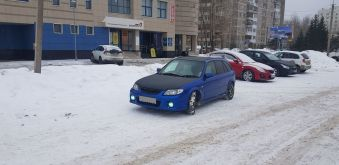 Уфа Familia S-Wagon