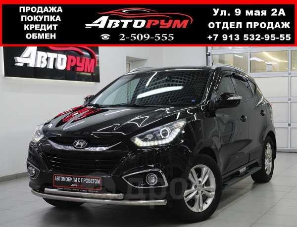 Hyundai ix35, 2013 год, 947 000 руб.