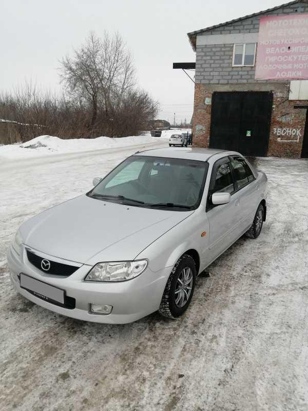 Mazda Familia, 2001 год, 183 000 руб.