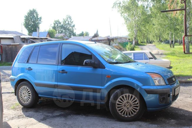Ford Fusion, 2009 год, 345 000 руб.