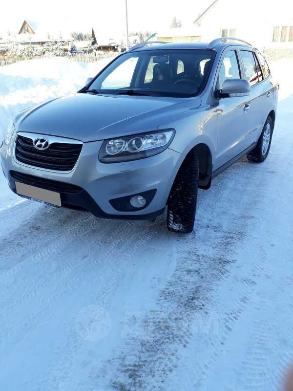 Hyundai Santa Fe, 2011 год, 880 000 руб.