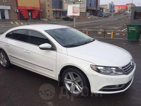 Volkswagen Passat CC, 2014 год, 980 000 руб.